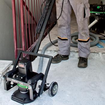 Шлифователь по бетонуEibenstockEBS 180 H - slide5