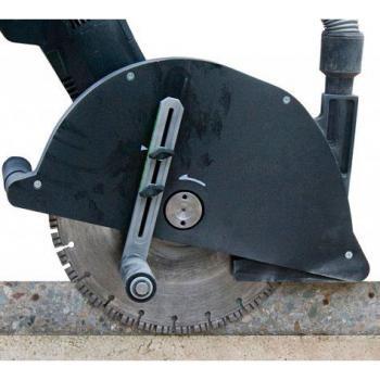 Стенорез с подачей водыEibenstockETR 400Р - slide3