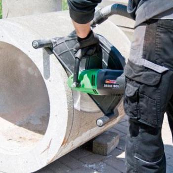 Стенорез с подачей водыEibenstockETR 400Р - slide4